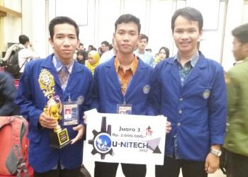 Juara 3 UNY - National Innovation Technology