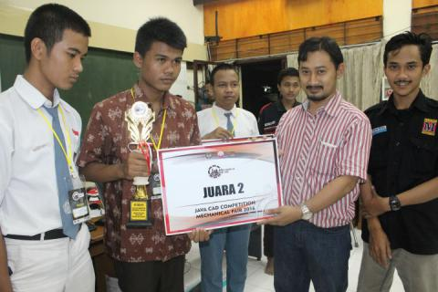 Java CAD & 3G Welding Competition