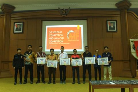 Java CAD & 3G Welding Competition 2017